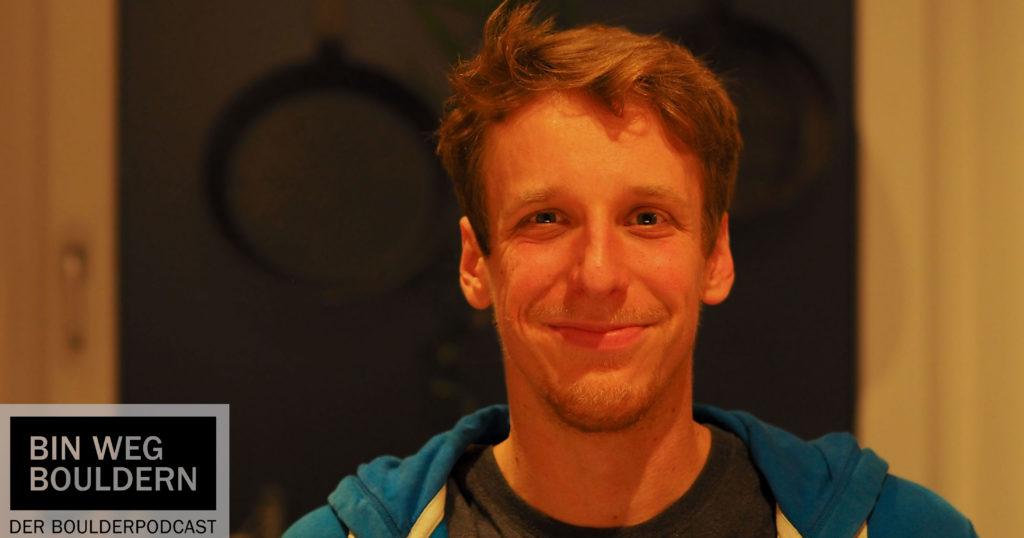 Eric Jahnke von der Ostbloc Boulderhalle in Berlin über den Ostblock-Cup