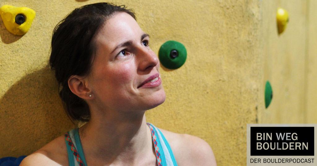 The hungarian paraclimber Melinda Vigh