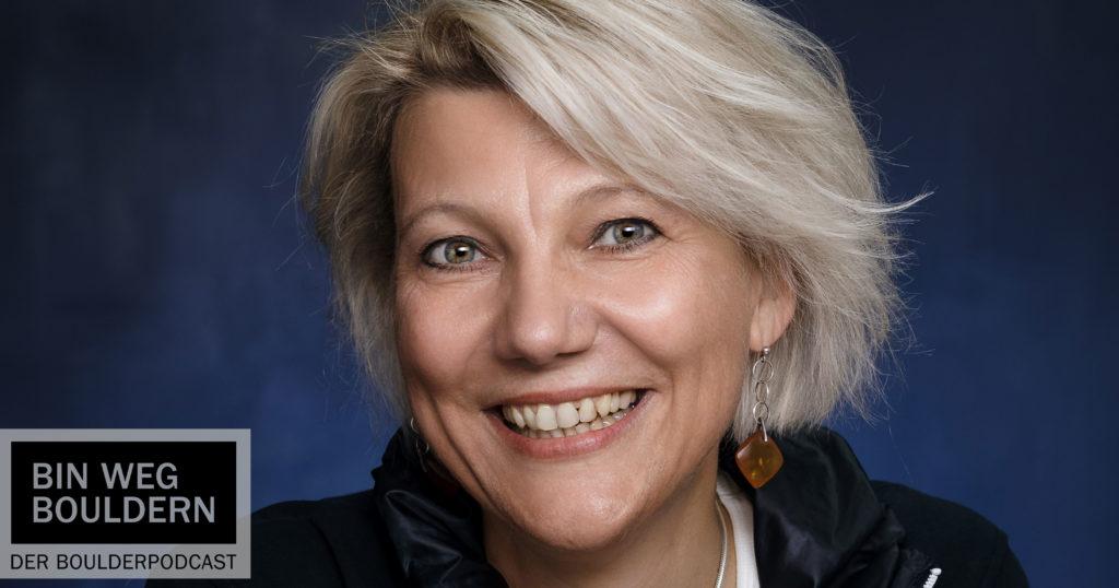 Claudia Osterkamk-Baerens - Ernährungsberaterin für SportlerInnen - im BIN WEG BOULDERN Interview